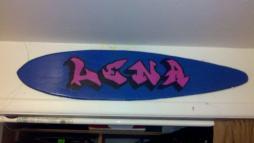 Lena Graf Longboard