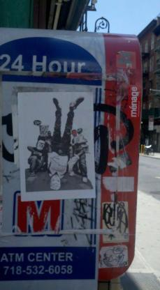 LES Stanton phonebooth