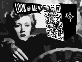Look at me QR
