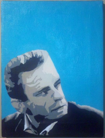 Portrait of J.Cash